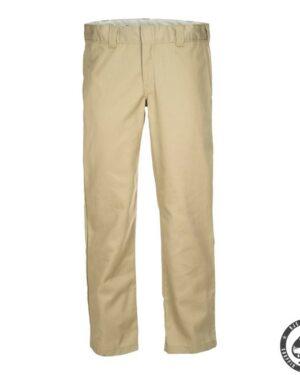 Dickies 873 Slim Straight Work paDickies 873 Slim Straight Work pants, 'Maple washed'nts, 'Maple washed'