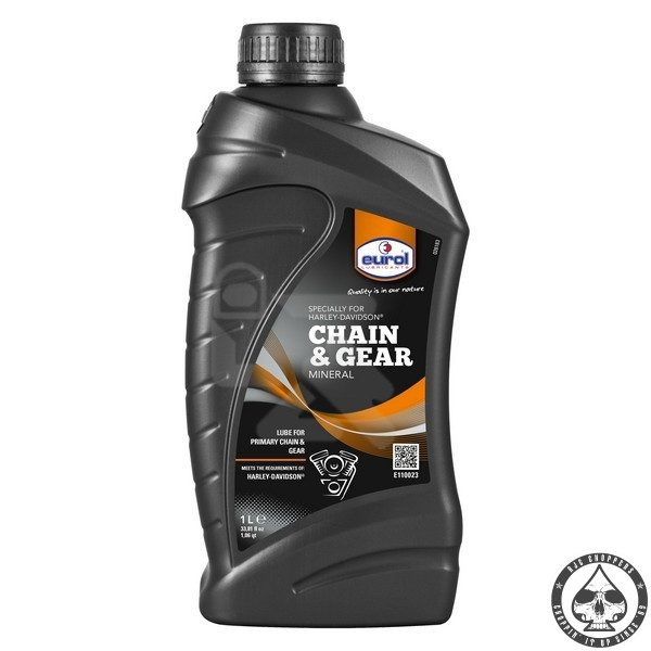 Eurol Harley Davidson oil has especially been developed for Harly Davidson motorcycles.This oil is formulated with selected base stocks and additives, reducing oil consumption to a minimum.