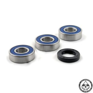 Rear wheel bearings INCL. 3 BEARINGS & ONE SEAL Fits: > 58-78(NU) XL (REAR)