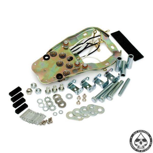 Base plate mount kit