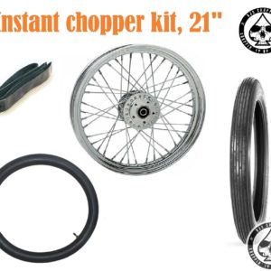 Instant chopper kit 21""
