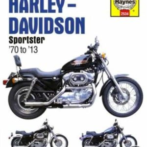 Haynes Service manual '70 -'03 Sportster