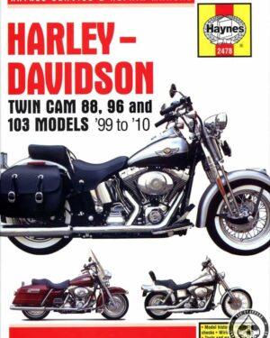 Haynes Service manual '99 -'10 Twincam