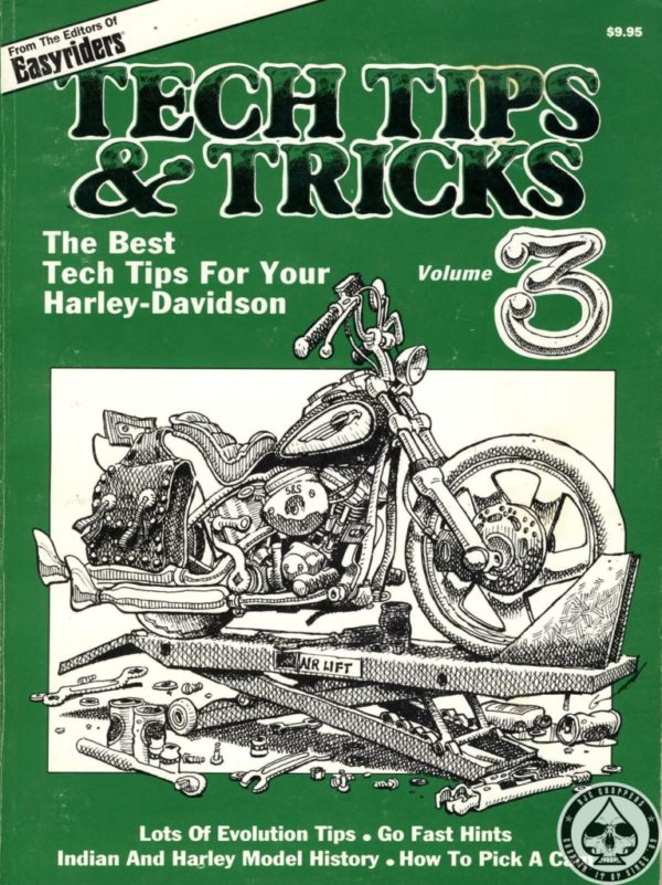 Easyriders Tips and tricks vol 3