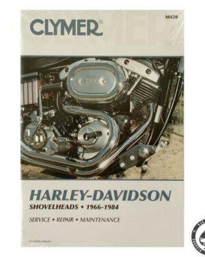 Clymer Service manual '66 -'84 Shovelhead