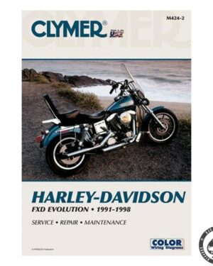 Clymer Service manual '91 -'98 Dyna Models