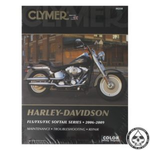 Clymer Service manual '06 -'09 Softail Models