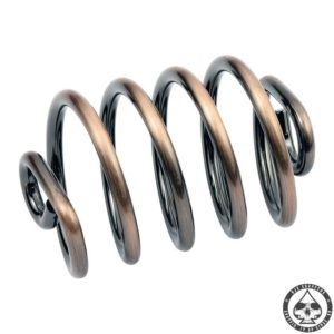 Solo seat springs, Barrel, Copper