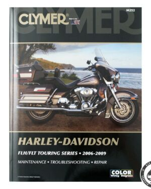 Clymer Service manual '06 -'09 Touring Models