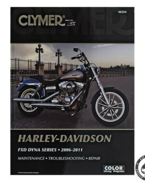 Clymer Service manual '06 -'11 Dyna Models