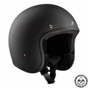 Bandit Jet Helmet – Flat black ECE