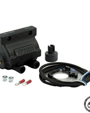 Dyna S ignition module, incl Coils, Dual fire