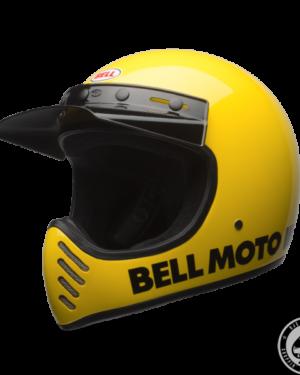 Bell Moto-3, Classic Yellow