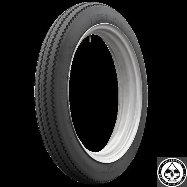 """Coker Firestone Deluxe tire 3.50 x 16"""""""