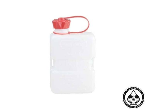 Hunesdorff Fuel reserve bottle, 1 liter, transparant