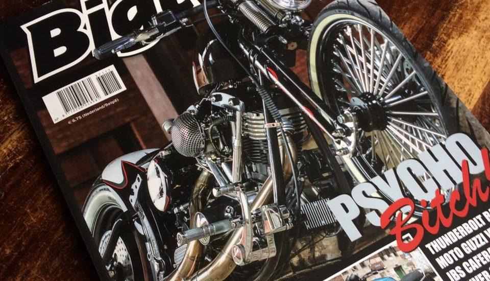 New challenges, Bigtwin Motormagazine