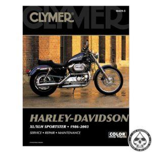 Clymer Service manual '86 -'03 Sportster