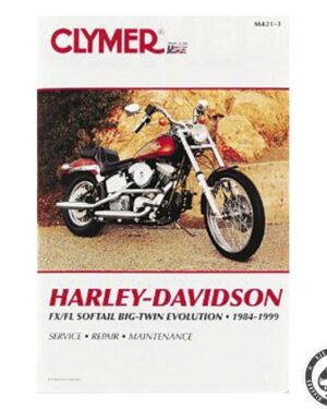 Clymer Service manual '84 -'99 Softail