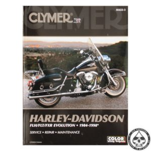 Clymer Service manual '84 -'98 FLT, FXR Models