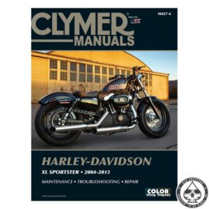 Clymer Service manual '04 -'13 Sportster Models