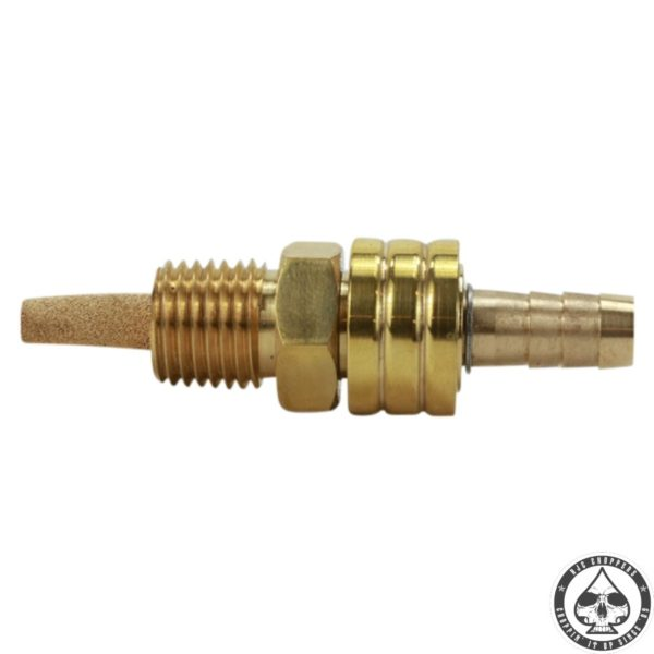 "Prism Supply, Fuel Valve, 1/4"" Brass"