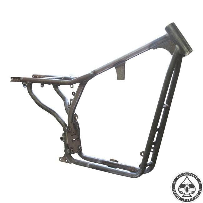 Paughco Sportster frame, 86-90, 40 degrees - RJC Choppers