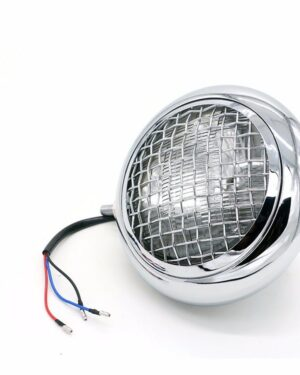 Bates Baja Headlight ( Chrome )