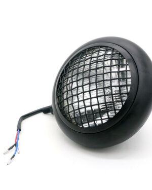 Bates Baja Headlight ( Black )