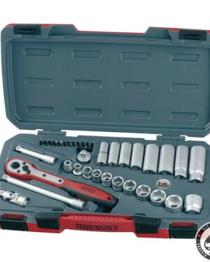 Teng Tools, 3/8 35-pcs Socket wrench set -Inch