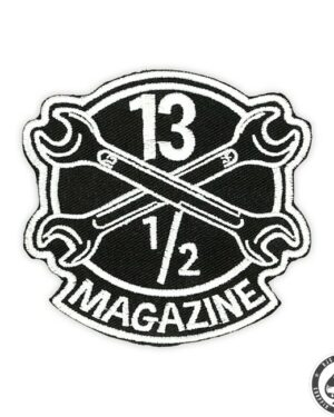 13 and a half magazine patch