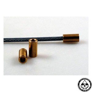 Barnett Solder fitting, brass 12.7mm