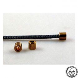 Barnett Solder fitting, brass 6.1mm