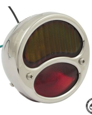 No School Choppers, taillight 28-32 ( Stock lens )