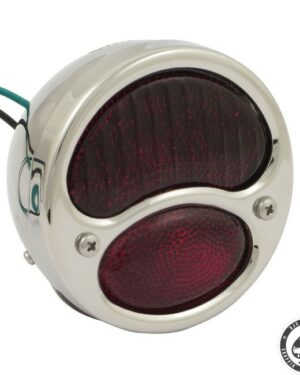 No School Choppers, taillight 28-32 ( Red lens )