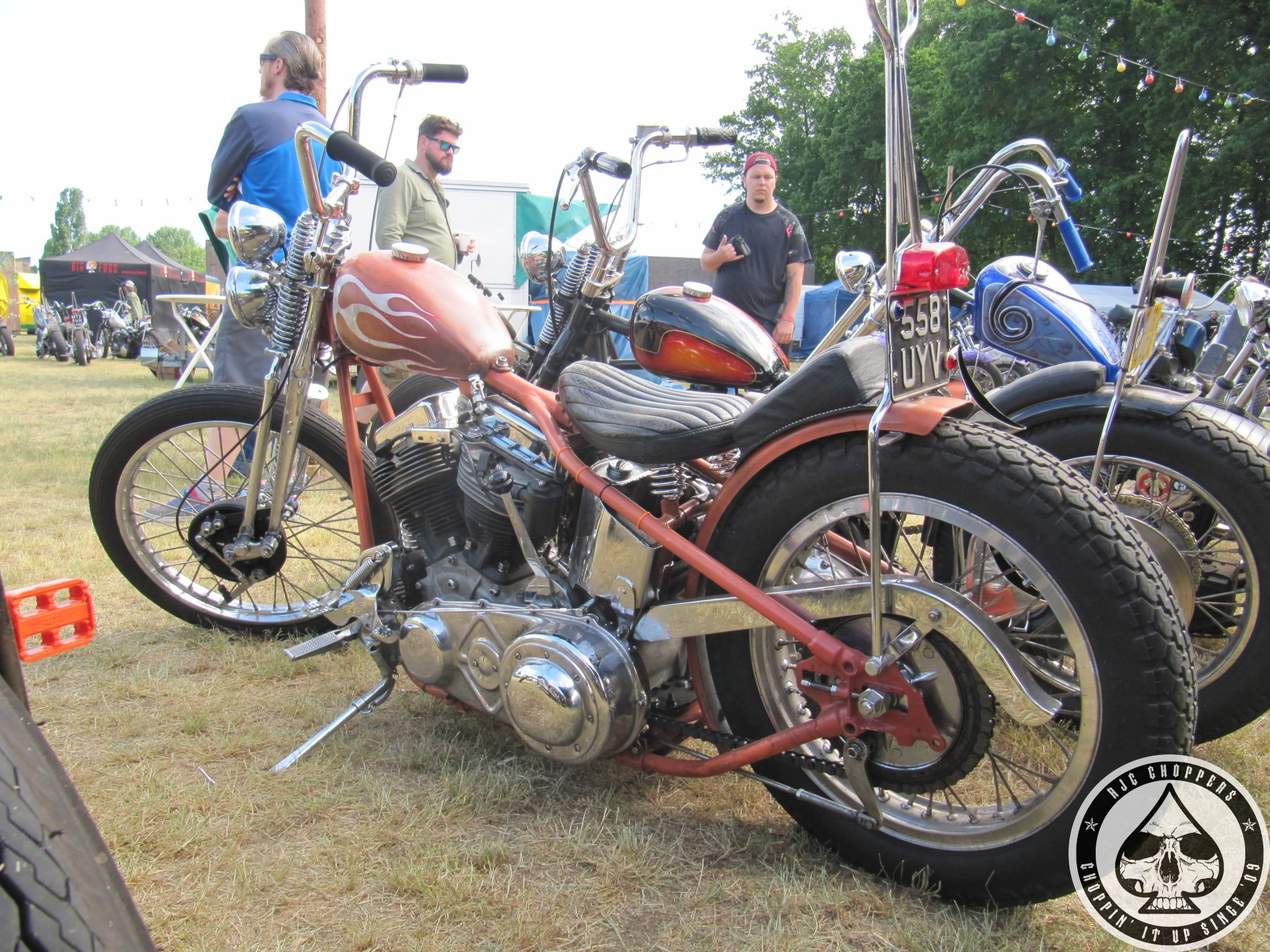 Flanders Chopper Bash 2017