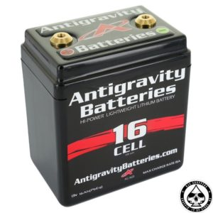 Antigravity Battery, Lithium Ion, 12V, 16Ah, 16 cell