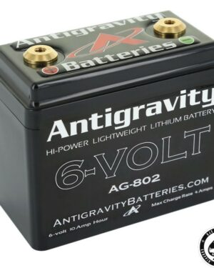 Antigravity Battery, Lithium Ion, 6V, 55.2Wh