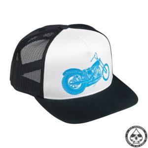 Biltwell cap, Swingarm trucke