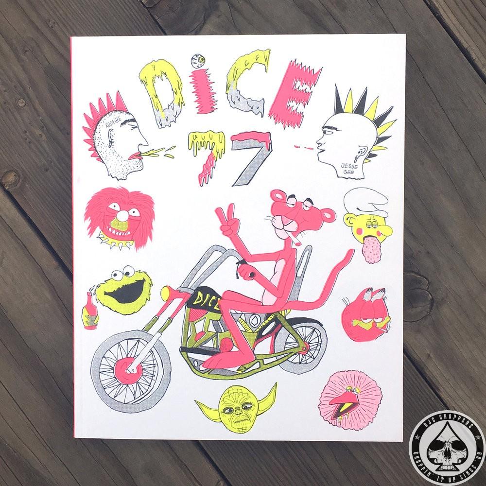 Dice magazine #77