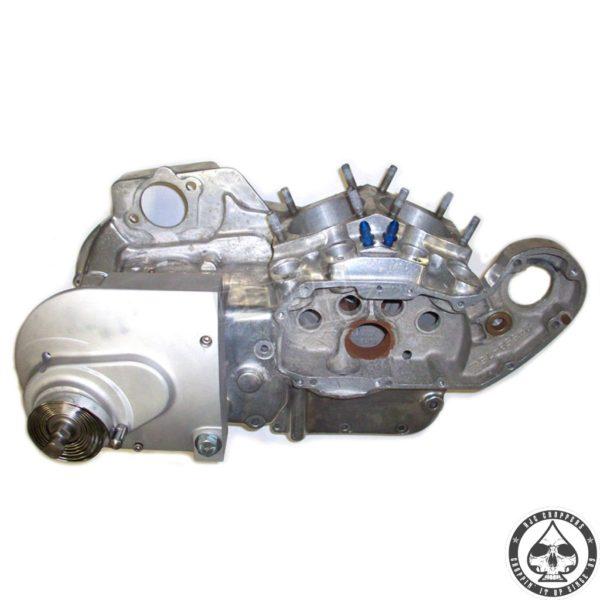 V-Twin Kickstart kit, 91-03 XL, raw aluminium