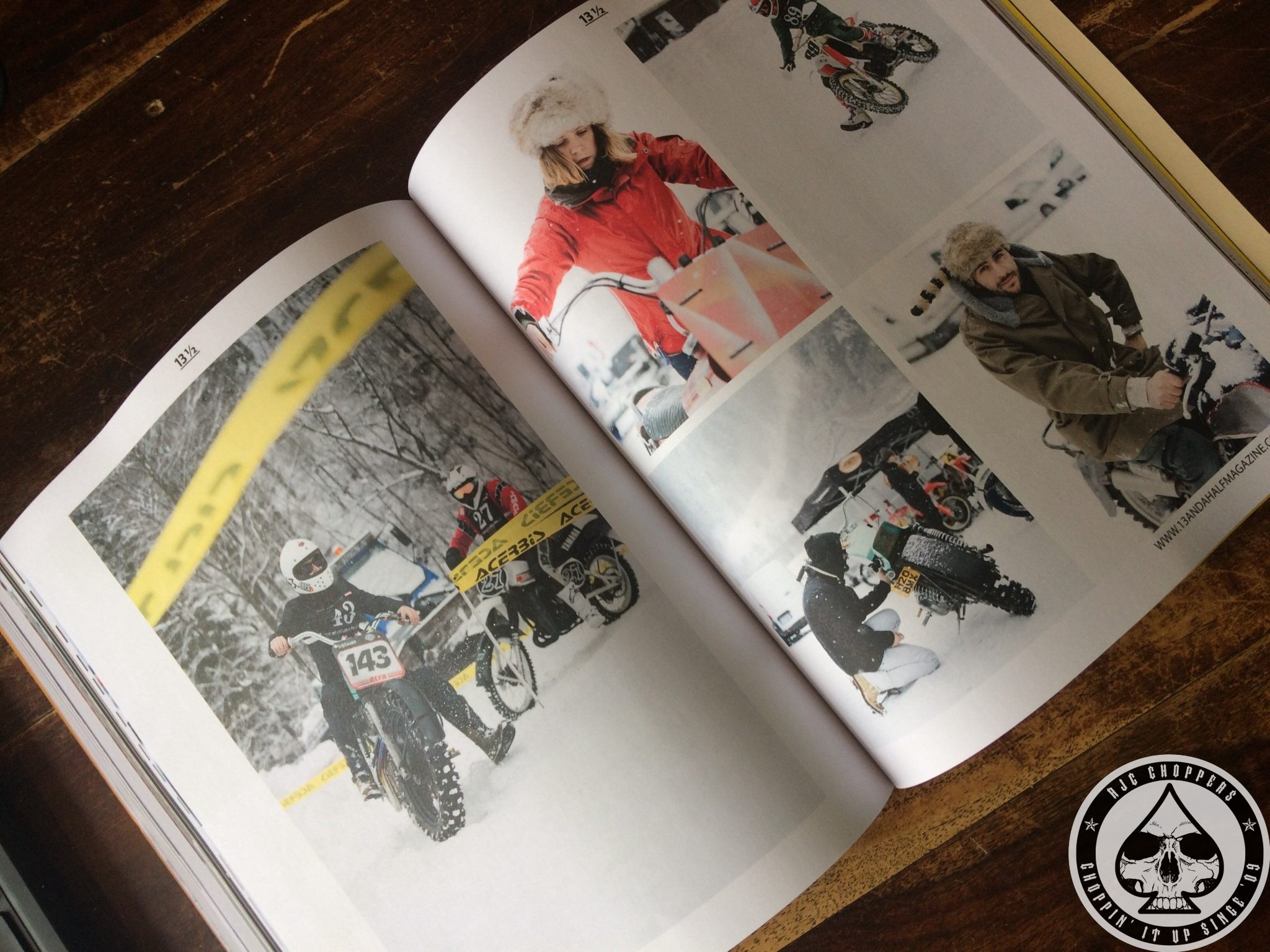 13 and a half magazine issue 5