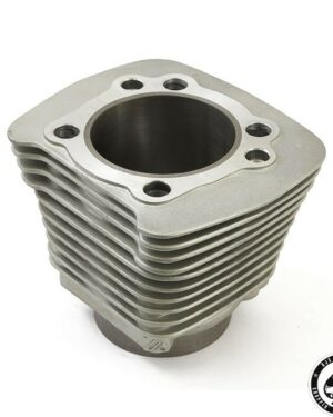 Replacement cylinder, Sportster ( 86-03, 1200cc ) Silver