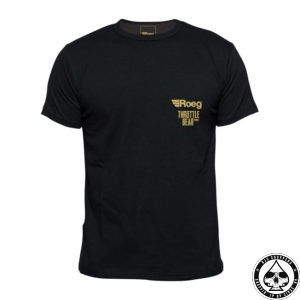 Roeg Throttle Bear T-Shirt