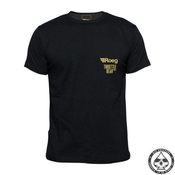 Roeg Throttle Bear T-Shirt