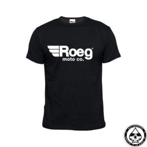 Roeg OG T-Shirt - Black