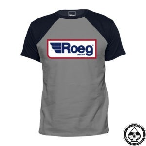 Roeg Moto co T-Shirt