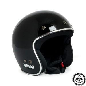 Roeg Jett Helmet - Black