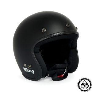 Roeg Jett Helmet - Flat black