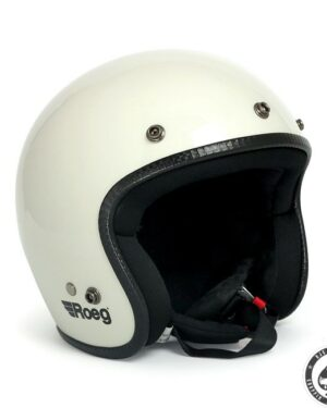 Roeg Jett Helmet - White