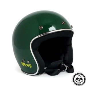 Roeg Jett Helmet - Green